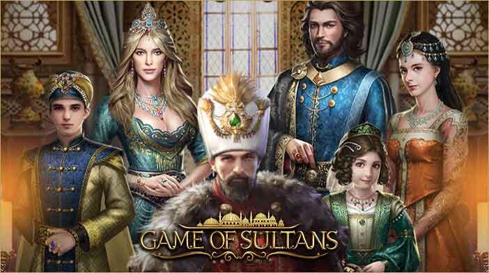 game of sultans hediye kodu