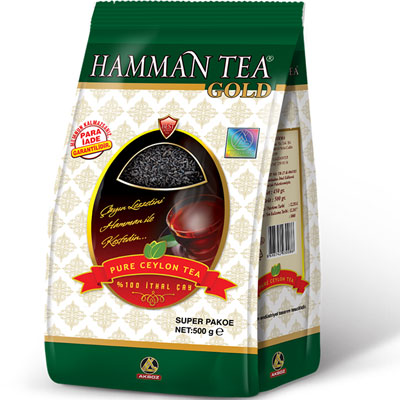 Hamman Tea Gold Çay 1