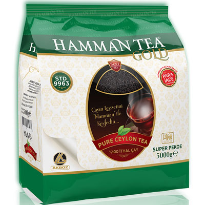 Hamman Tea Gold Çay 2
