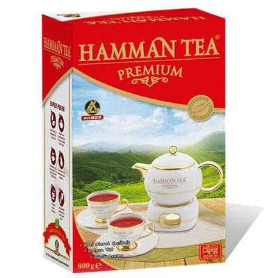 Hamman Tea Gold Çay 4