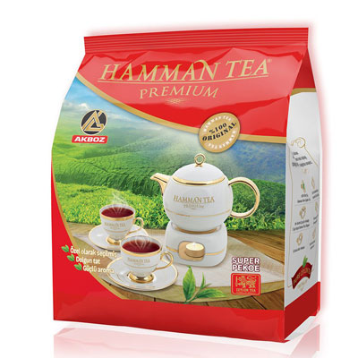 Hamman Tea Gold Çay 6