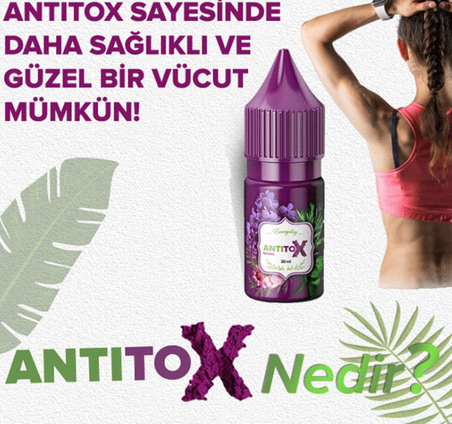 Antitox Zayıflama Damlası 5