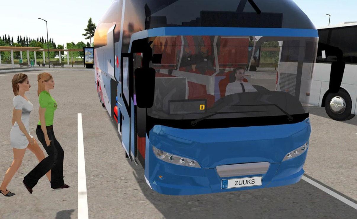 Otobüs Simulator Ultimate 4
