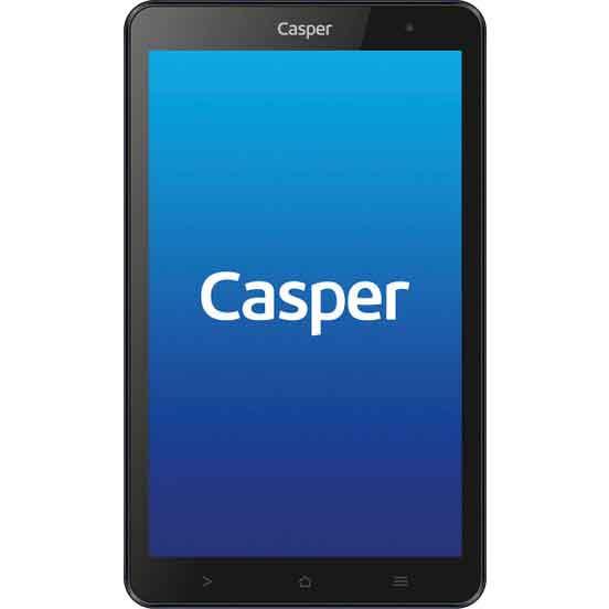 """Casper Via S38 16GB 8"""" IPS Tablet 1"""
