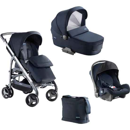 Inglesina Zippy Pro Travel Sistem Bebek Arabası 1