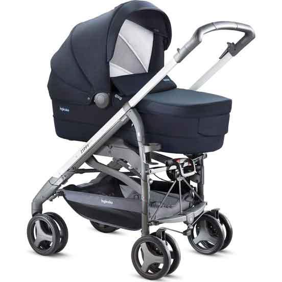 Inglesina Zippy Pro Travel Sistem Bebek Arabası 3