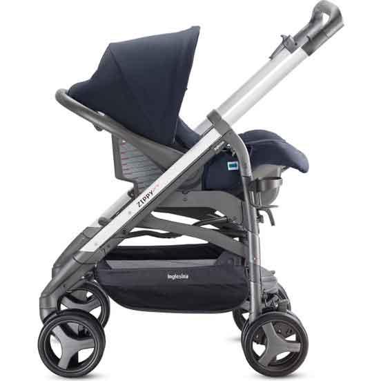 Inglesina Zippy Pro Travel Sistem Bebek Arabası 4