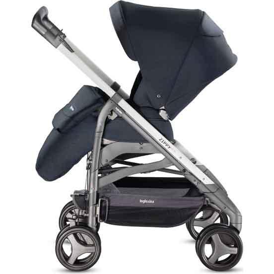 Inglesina Zippy Pro Travel Sistem Bebek Arabası 9