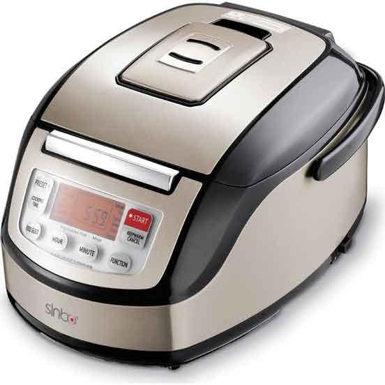 Sinbo sco-5040 Çok Fonksiyonlu Pişirici 1