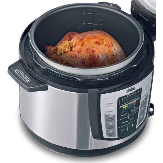 Sinbo sco-5040 Çok Fonksiyonlu Pişirici 2