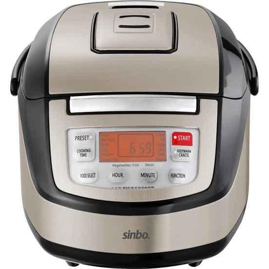Sinbo sco-5040 Çok Fonksiyonlu Pişirici 3