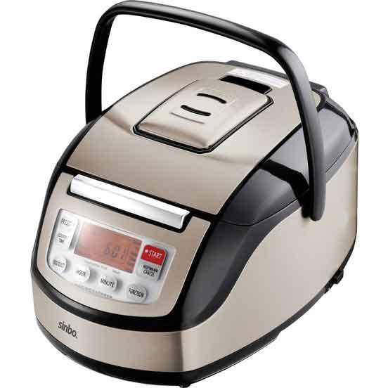 Sinbo sco-5040 Çok Fonksiyonlu Pişirici 4