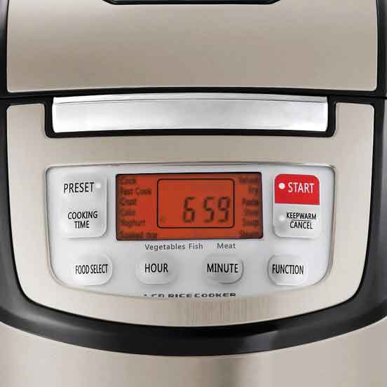 Sinbo sco-5040 Çok Fonksiyonlu Pişirici 5