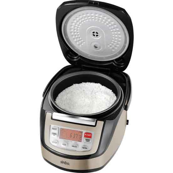 Sinbo sco-5040 Çok Fonksiyonlu Pişirici 6