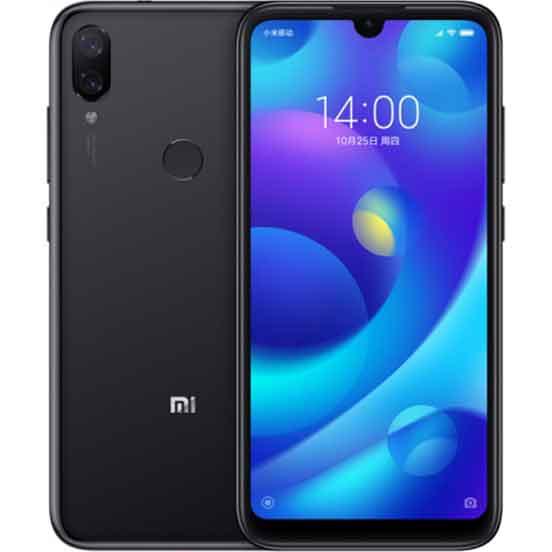 Xiaomi Mi Play 64 GB Cep Telefonu 3