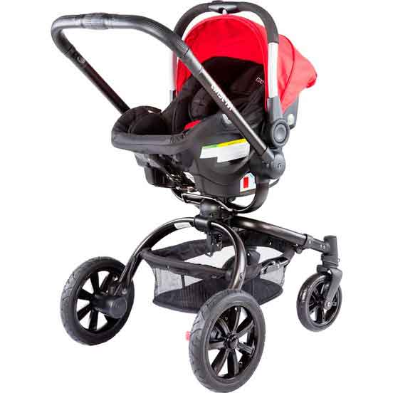 Kraft Twist XLX Travel Sistem Bebek Arabası 3
