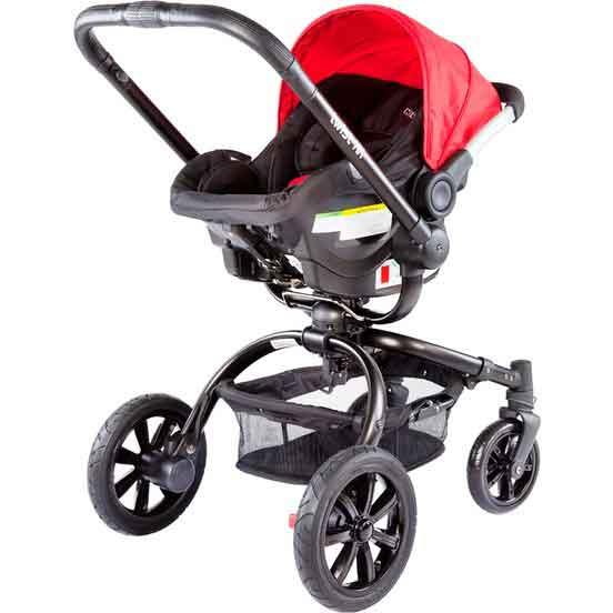 Kraft Twist XLX Travel Sistem Bebek Arabası 4