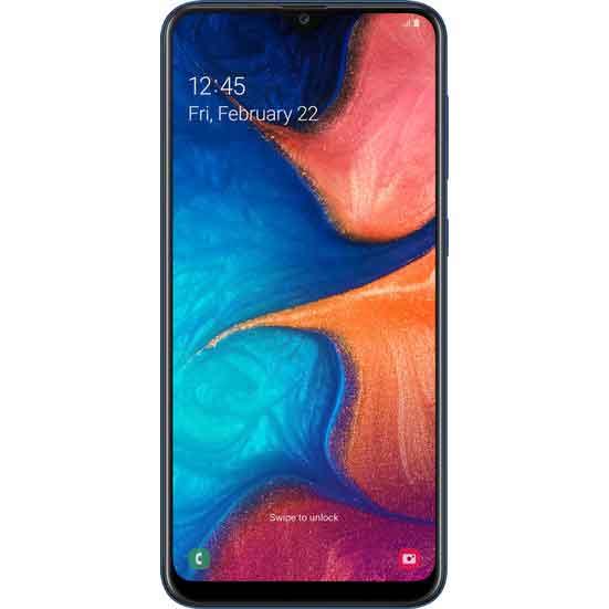 Samsung Galaxy A20 Cep Telefonu 1