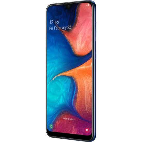 Samsung Galaxy A20 Cep Telefonu 3