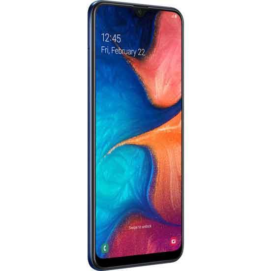 Samsung Galaxy A20 Cep Telefonu 4