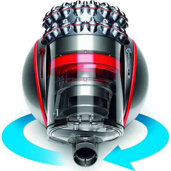 Dyson Cinetic Big Ball Animal Pro 2 Toz Torbasız Elektrikli Süpürge 4