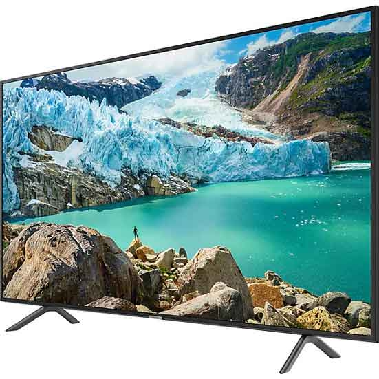 Samsung 49RU7100 49'' Uydu Alıcılı 4K Ultra HD Smart LED Televizyon 2