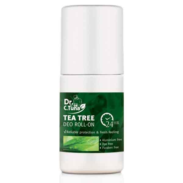 Dr. C. Tuna Çay Ağacı Yağı Deo Roll-on 1