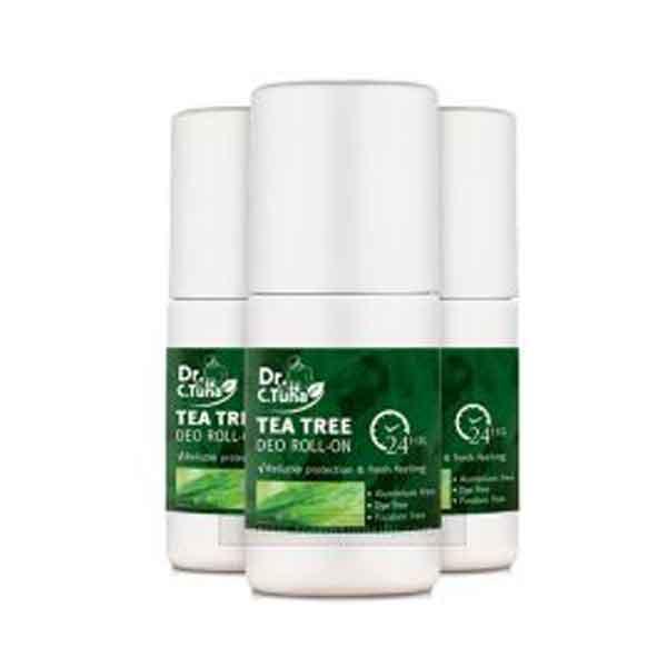 Dr. C. Tuna Çay Ağacı Yağı Deo Roll-on 3
