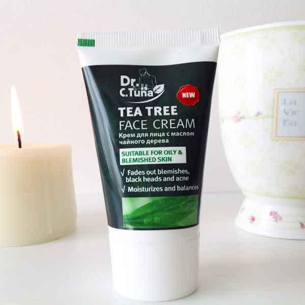 Farmasi Çay Ağacı Yüz Kremi 2