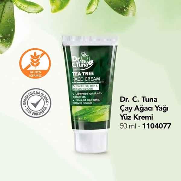 Farmasi Çay Ağacı Yüz Kremi 3