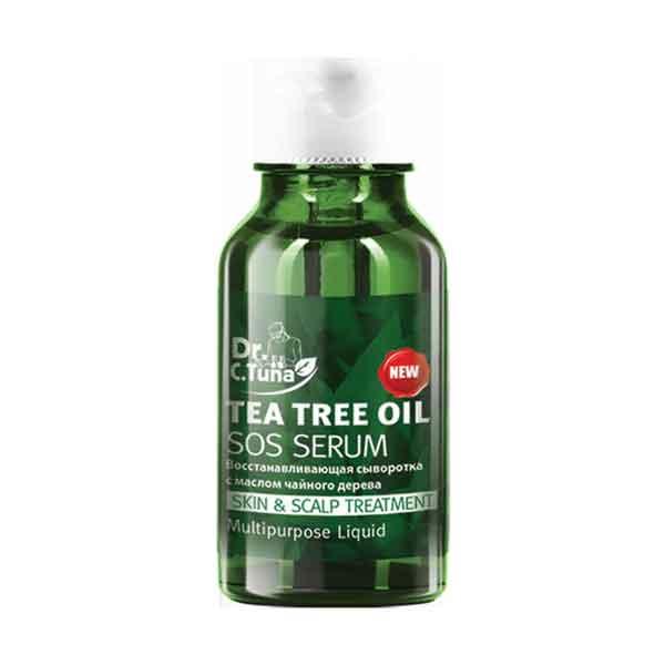 Farmasi Dr.C.Tuna Çay Ağacı Yağlı Sos Serumu 1