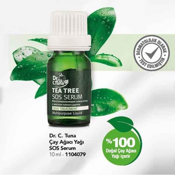 Farmasi Dr.C.Tuna Çay Ağacı Yağlı Sos Serumu 2