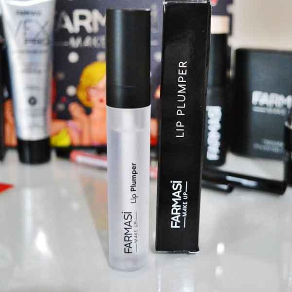 Farmasi Lip Plumper Dudak Dolgunlaştırıcı 8