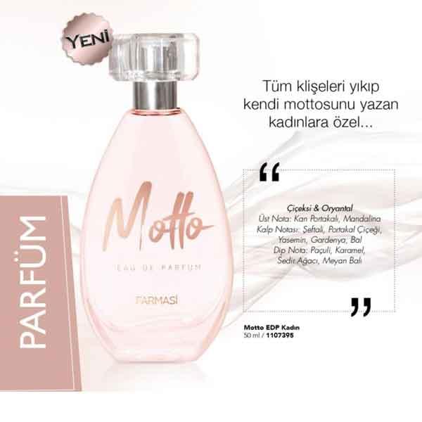 Farmasi Motto EDP Kadın Parfüm 2