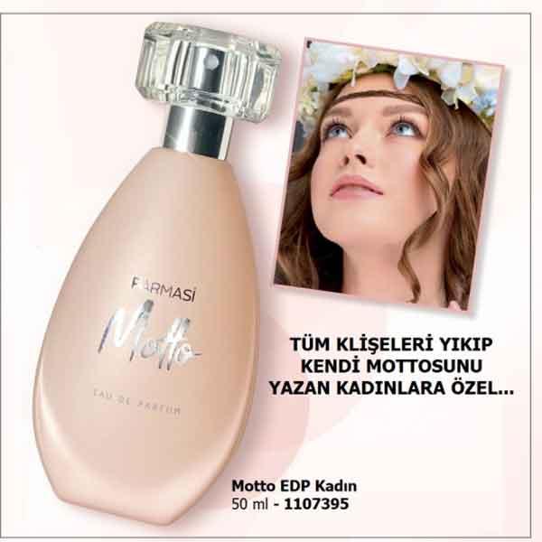 Farmasi Motto EDP Kadın Parfüm 3