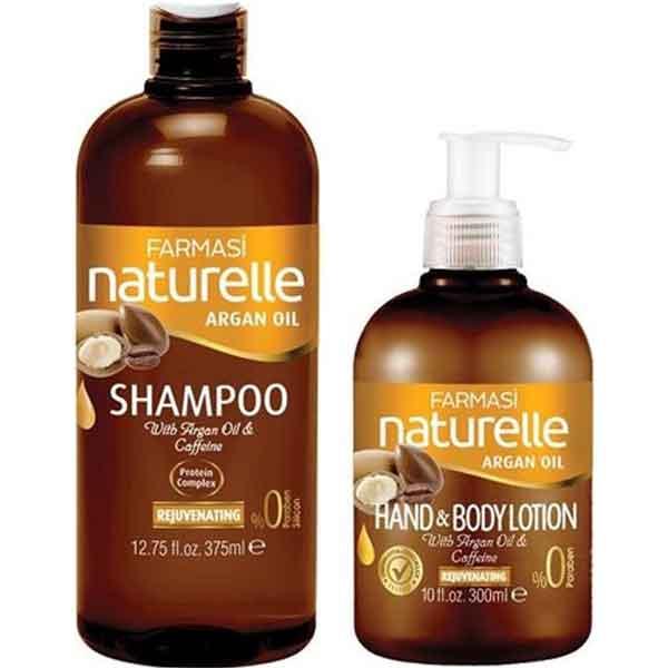 Farmasi Naturelle Argan Yağı Şampuanı 1
