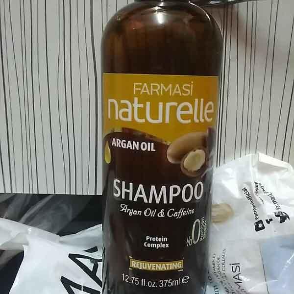 Farmasi Naturelle Argan Yağı Şampuanı 10
