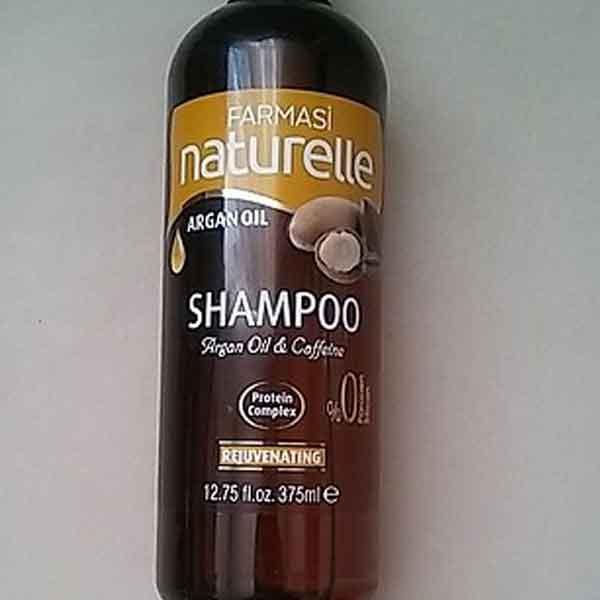 Farmasi Naturelle Argan Yağı Şampuanı 4