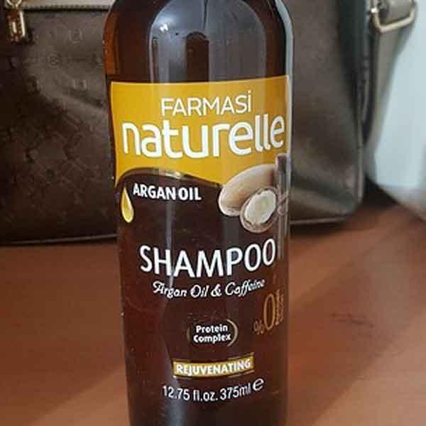 Farmasi Naturelle Argan Yağı Şampuanı 5