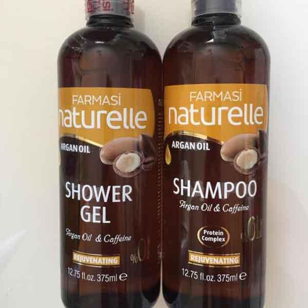 Farmasi Naturelle Argan Yağı Şampuanı 6