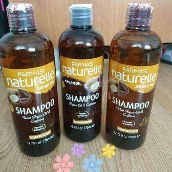 Farmasi Naturelle Argan Yağı Şampuanı 7