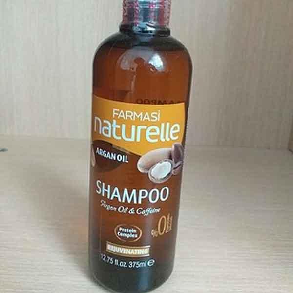 Farmasi Naturelle Argan Yağı Şampuanı 8