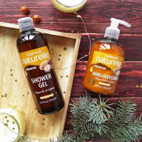 Farmasi Naturelle Argan Yağı Şampuanı 9
