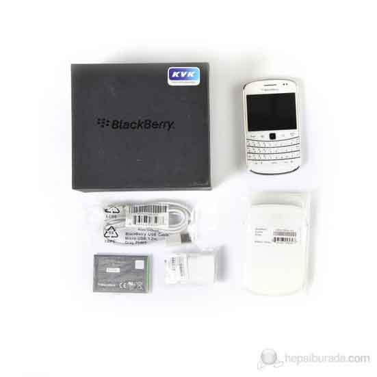 Blackberry Bold 9790 Cep Telefonu 4