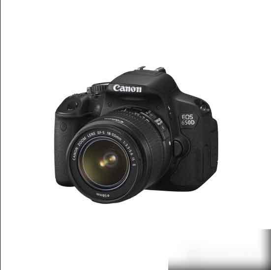 Canon EOS 650D 18-55MM IS II 18MP Fotoğraf Makinesi 2