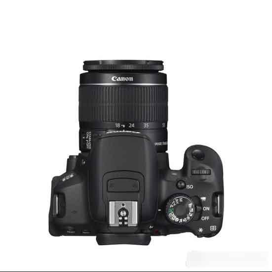 Canon EOS 650D 18-55MM IS II 18MP Fotoğraf Makinesi 4