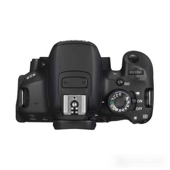 Canon EOS 650D 18-55MM IS II 18MP Fotoğraf Makinesi 5