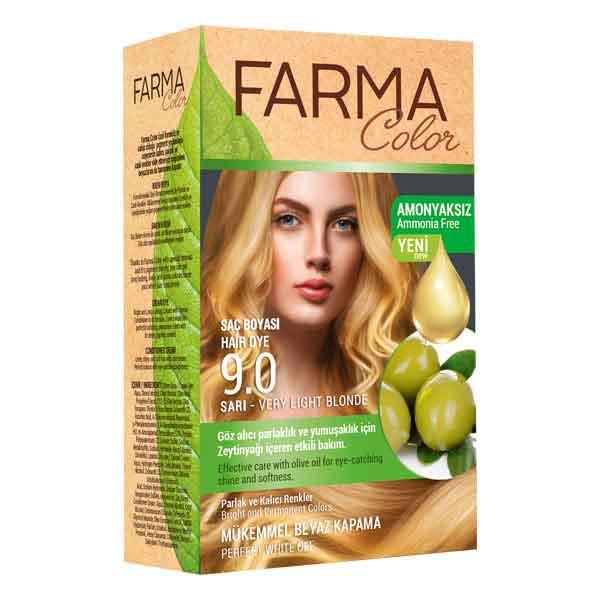 Farmacolor Saç Boyası 2