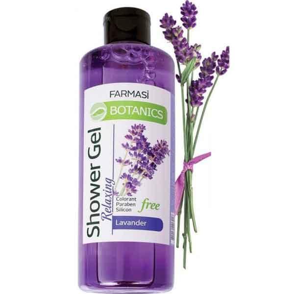 Farmasi Botanics Lavanta Özlü Rahatlatıcı Duş Jeli 2
