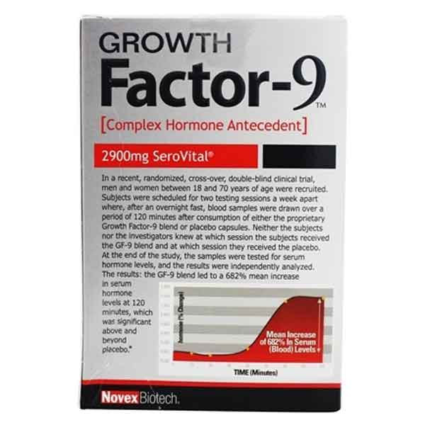 Growth Factor 9 3
